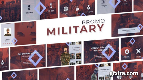 Videohive Airsoft War - Military Promo 23882623