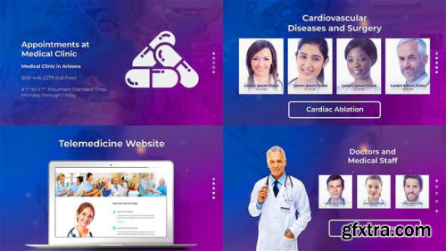 Videohive Doctor and Healthcare Clinic Promotion 23847092