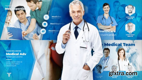 Videohive Medical Presentation 23129080