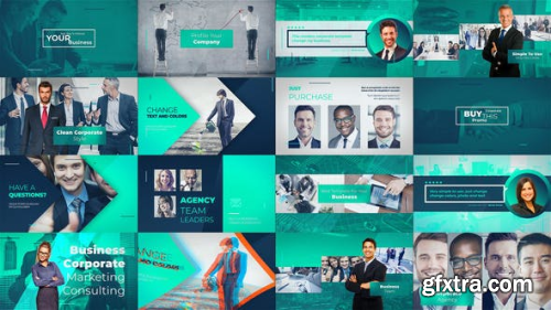 Videohive Corporate Business 23029710