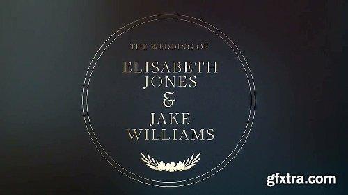 Videohive Wedding 21411390