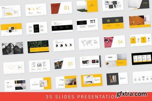 Bussiness Profile presentation