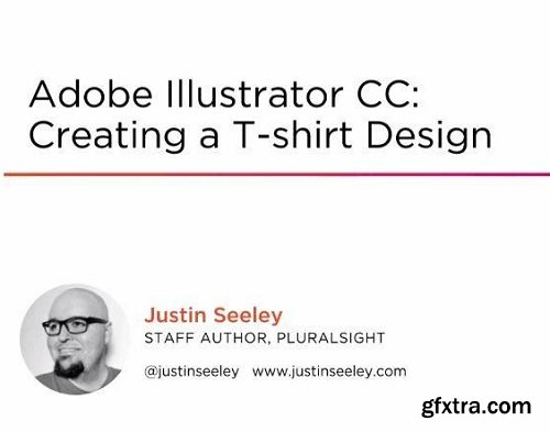 Pluralsight – Illustrator CC Creating a T-shirt Design