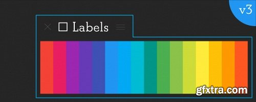 Labels 3.1 for After Effects