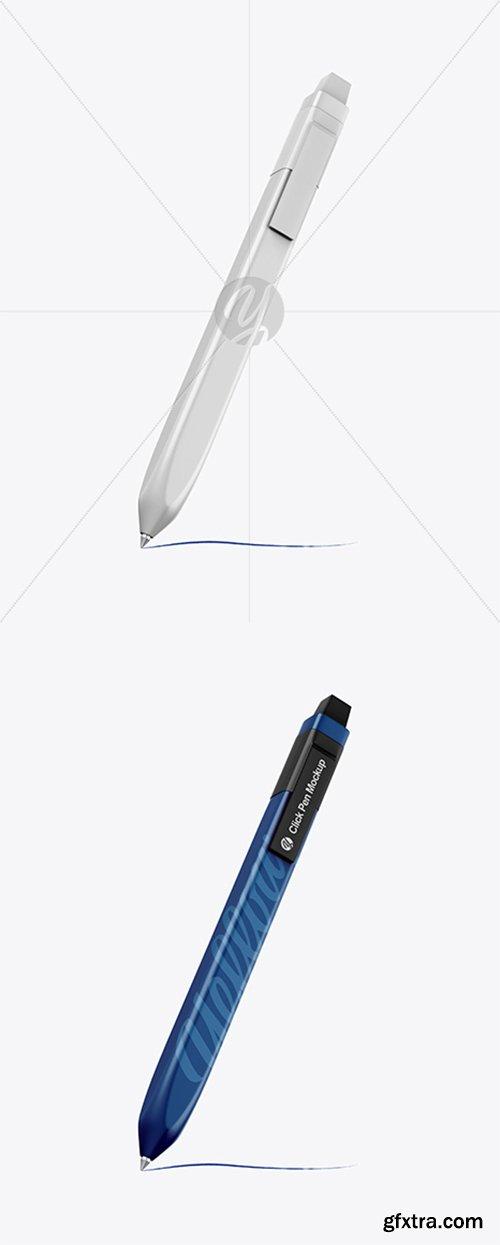 Click Pen Mockup 36116
