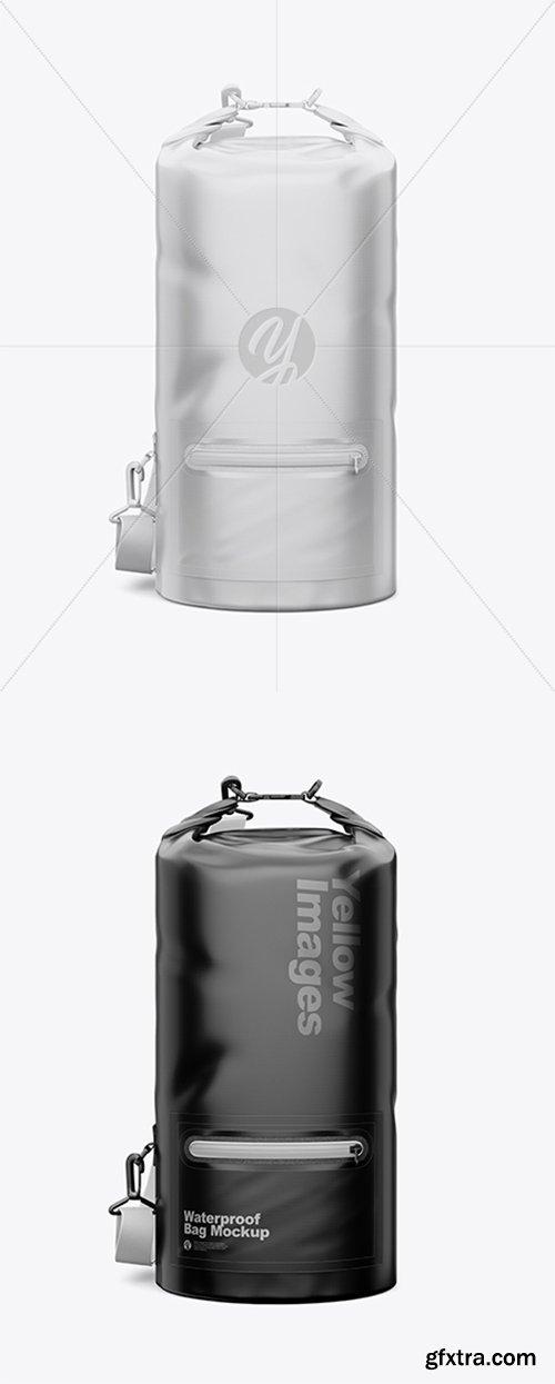 Waterproof Bag Mockup 34648