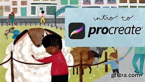 Intro to Procreate (4.3.4): Illustrating On Your iPad