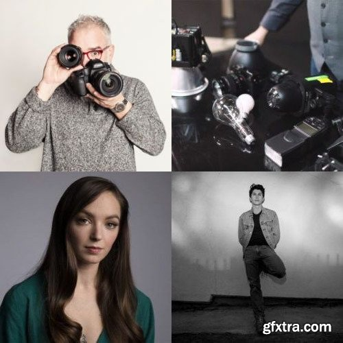 The Portrait Masters - Studio 101 - The Craft of Portrait Photography with Zack Arias (Updated)
