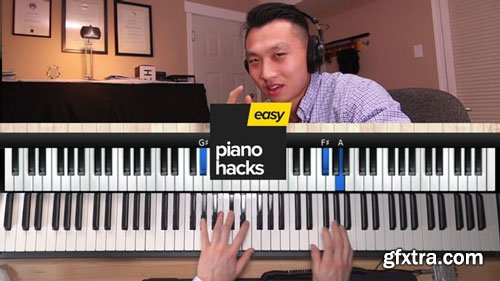 EasyPianoHacks | How to Learn Difficult Piano Songs Fast