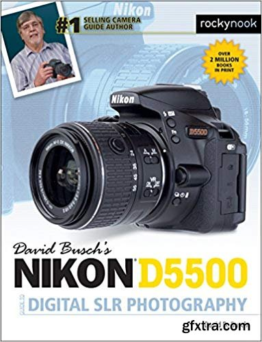 David Busch's Nikon D5500 Guide to Digital SLR Photography, 1st Edition