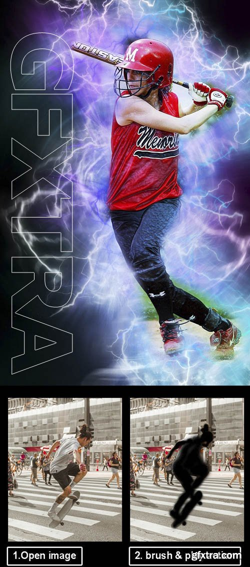 GraphicRiver - Amazing Body Power Photoshop Action Vol 2 23956220