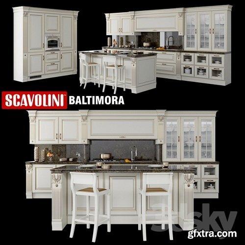 Scavolini Baltimora Kitchen