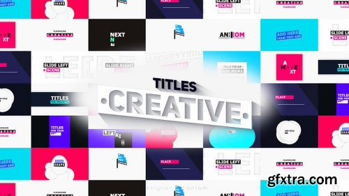 Videohive Big Pack of Typography | Atom 23584216