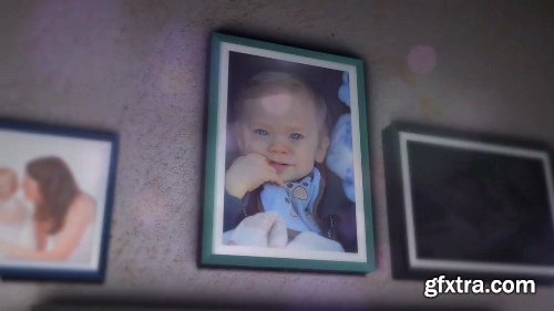 Videohive Lightened Memories 18192052
