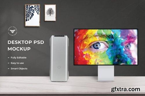 Desktop Mockups