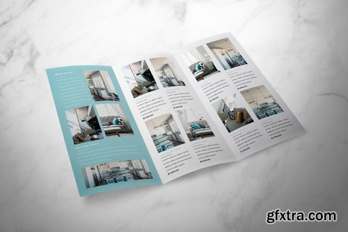 Real Estate Trifold Brochure