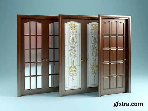 Cgtrader - Garofoli 15 VC Door 3D Model