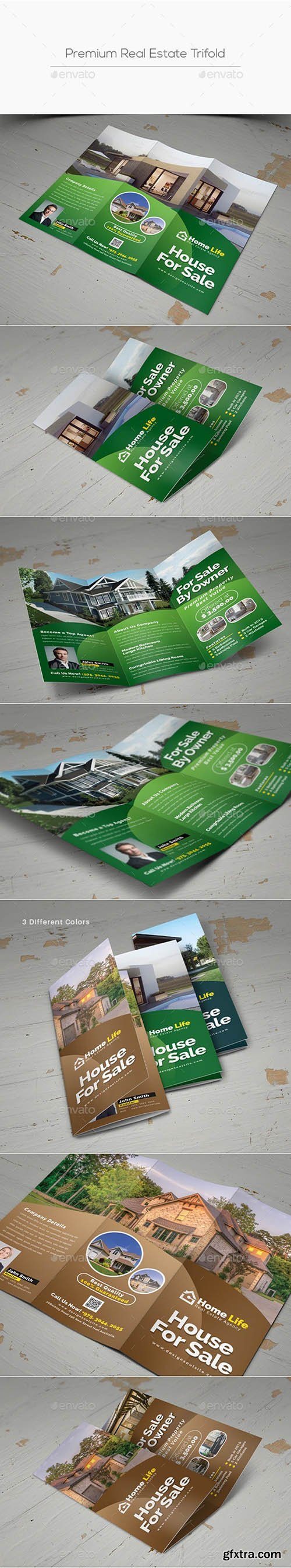 Real Estate Trifold Brochure 23793437