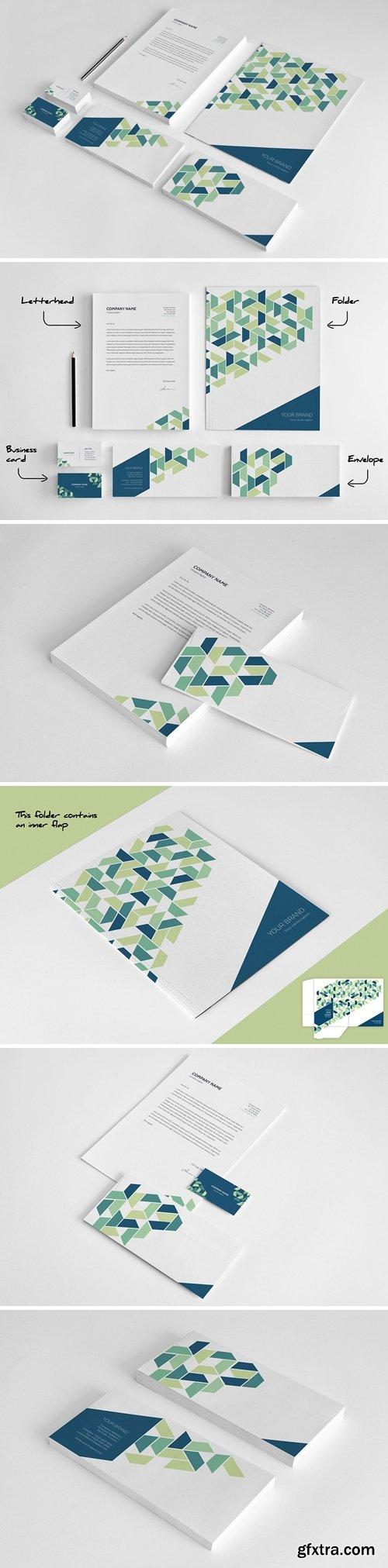 Stationery Corporate Identity 002