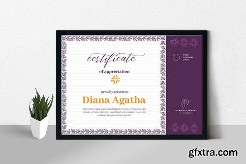 Certificate  Diploma Templates Pack