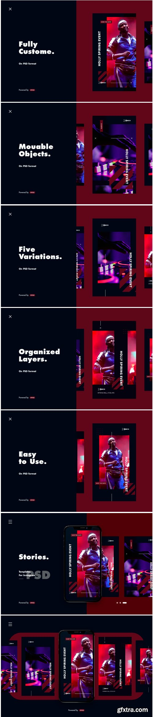 Instagram Story Template 1536775