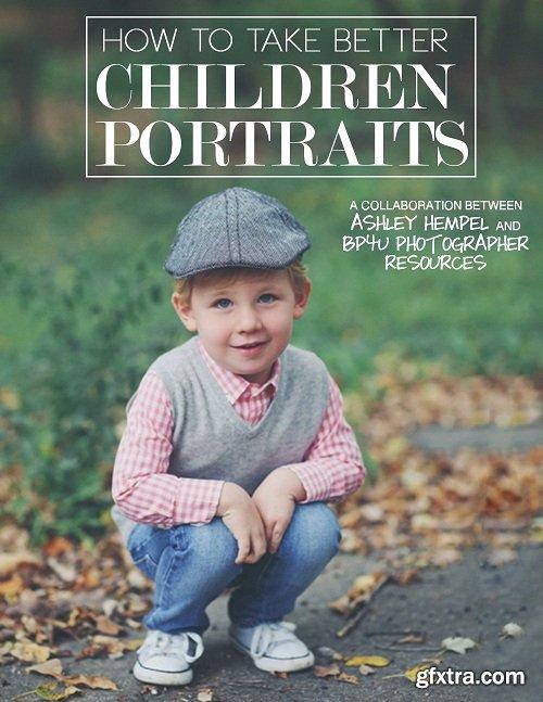 How to Take Better Children Portraits