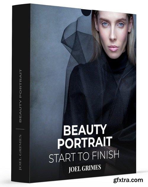 Joel Grimes Academy - Beauty Portrait