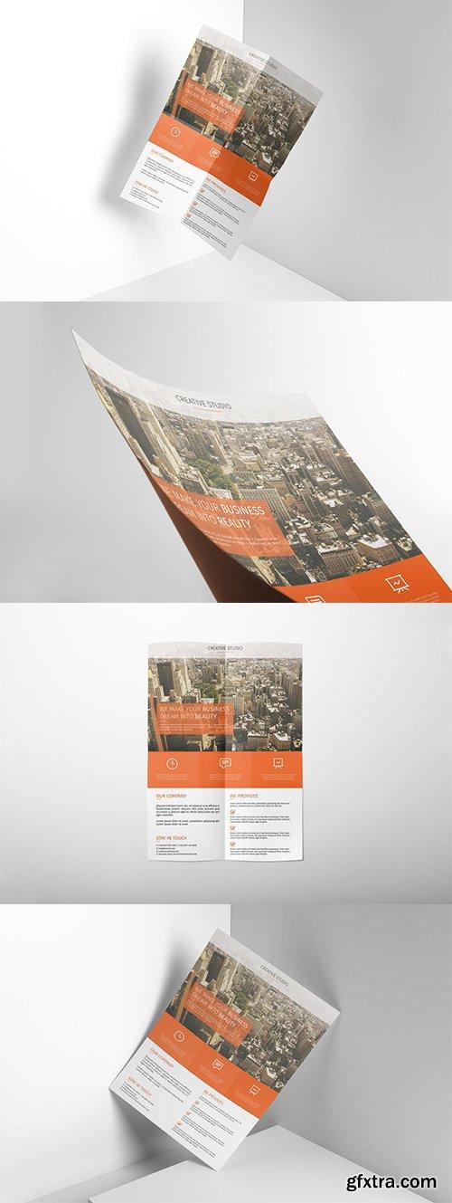 Company Flyer Vol. 04