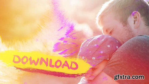 Videohive Ink Slideshow 20547498