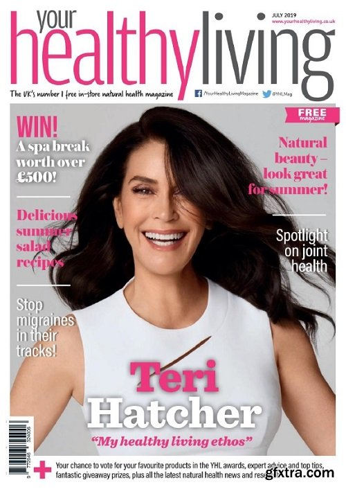 Your Healthy Living - July 2019