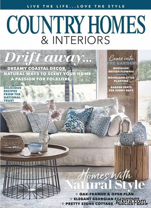 Country Homes & Interiors - July 2019