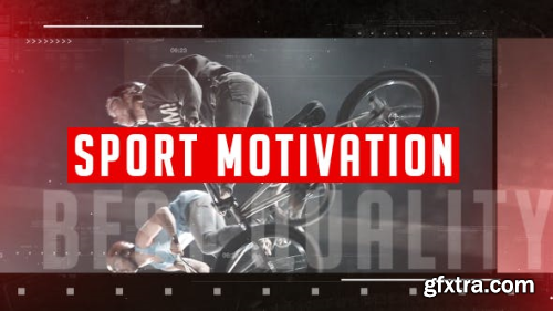 VideoHive Sport Motivation 1455311