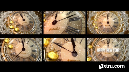 VideoHive New Year Countdown 13631790