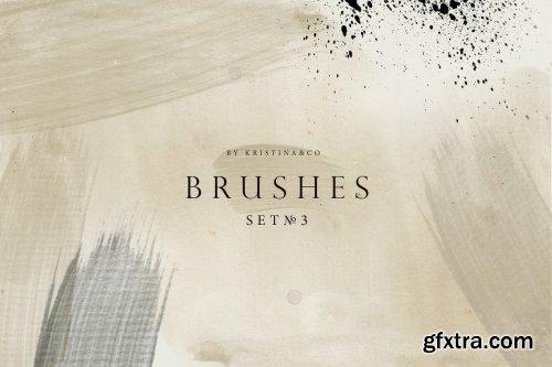 CreativeMarket - Abstract Brushes 2988329