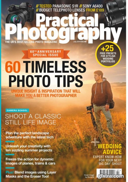 Practical Photography - July 2019