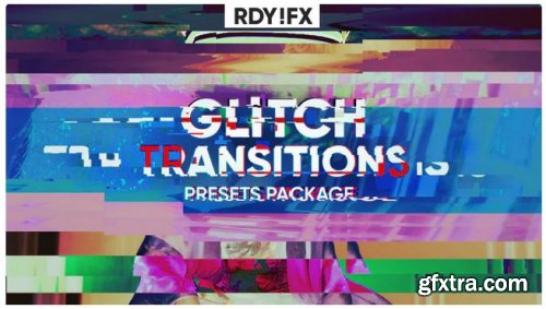 Glitch Transitions Pack 01 245051
