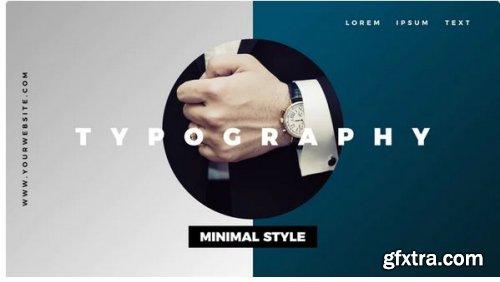 Creative Minimal Typography 224204