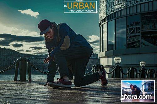 15 Urban Photoshop Action