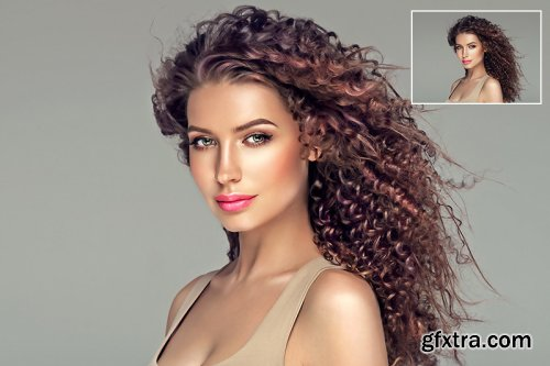 Skin Retouch Photoshop Actions