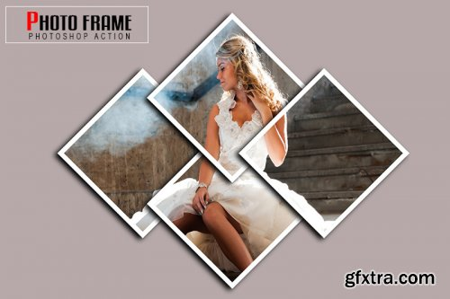 Photo Frame Photoshop Actions