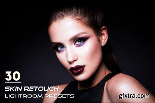 30 Skin Retouch Lightroom Presets