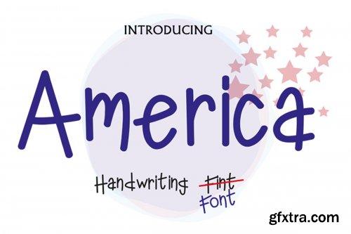 CreativeMarket - America 3859545