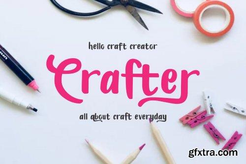 CreativeMarket - Candylove Playfull brushwritten font 3859430