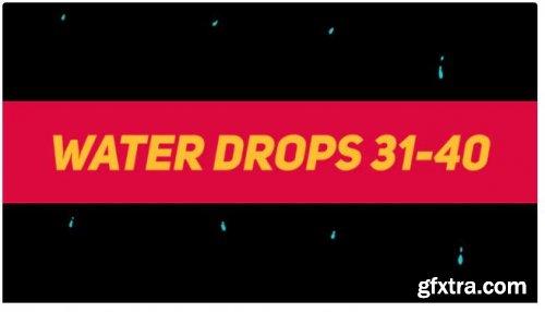 Liquid Elements Water Drops 31-40 248976