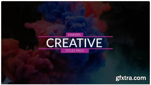 Creative Makers Title Pack 248561