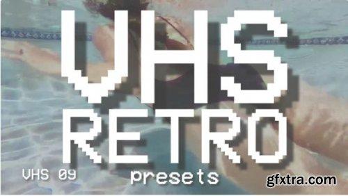 VHS Retro Presets 248619