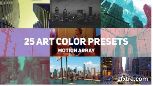 ART Color Presets 247692