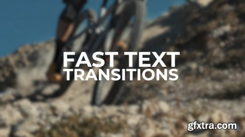 Fast Text Transitions 242194