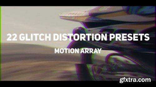Glitch Distortion Presets 242530