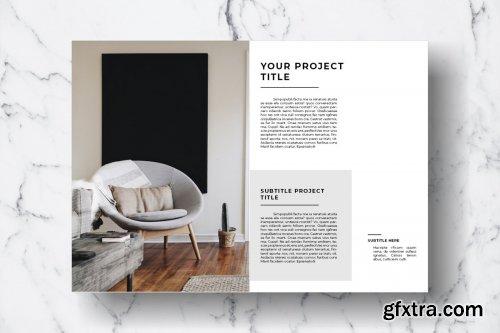 CreativeMarket - Magazine Template Vol. 11 3828957
